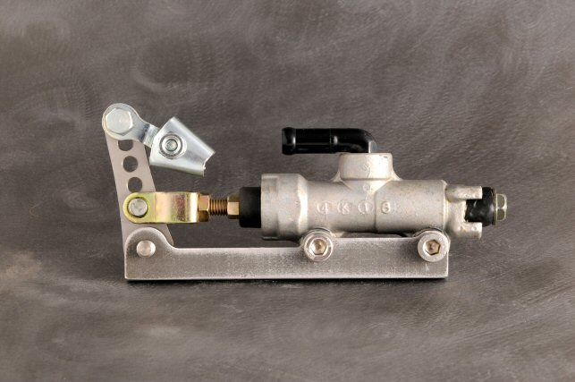 Remote Master Cylinder - Fab Kevin - Real steel motorcycle parts