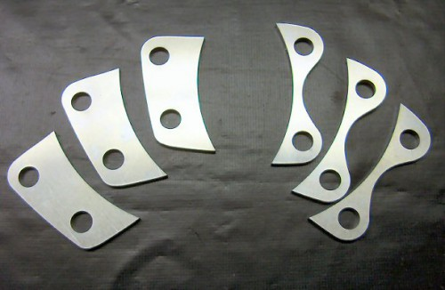Outer Bearing Support Shims