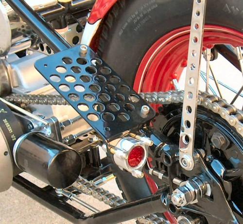 Singleshot Sidemount Taillight