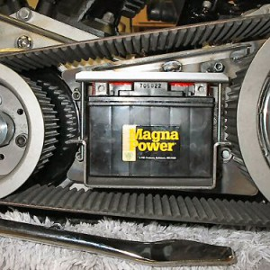 Battery in a Primary Kit