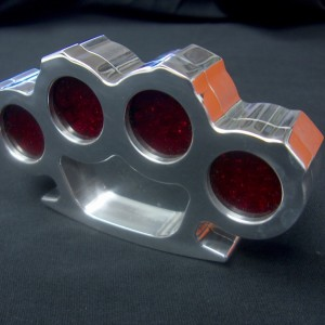 Brass Knuckle Tailight
