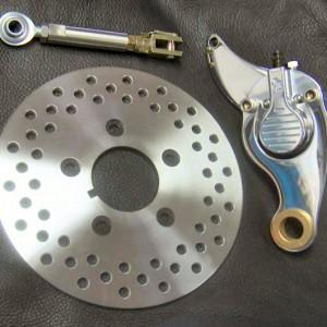 7 1/2″ Mini Brake Kit