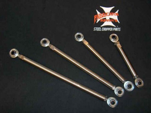 Rear Brake Anchor Rods