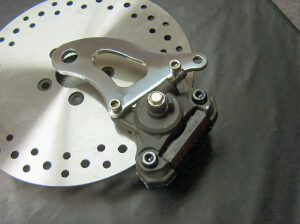 Springer Front Caliper Kits - Fab Kevin - Real steel
