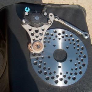 8.25″ Springer Brake Kit