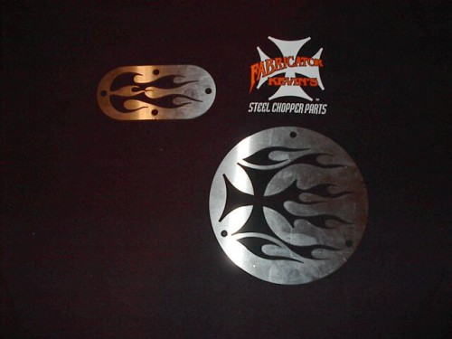 Stainless Steel Derby and Inspection Covers