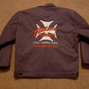 "Red Kap ""gas pump jockey"" coats!!"