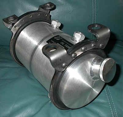 Round Oil Tank Mounts for Moon Oil Tanks – Deluxe