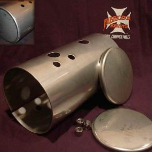 Stainless Steel Oil Tank Kit