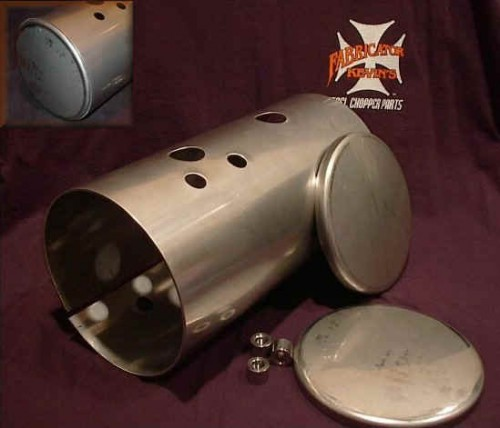 Stainless Steel Oil Tank Kit