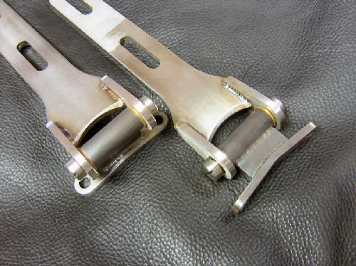 Bolt-On Stainless Steel Seat Hinge