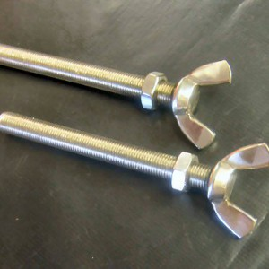 Wingnut Axle Adjusters