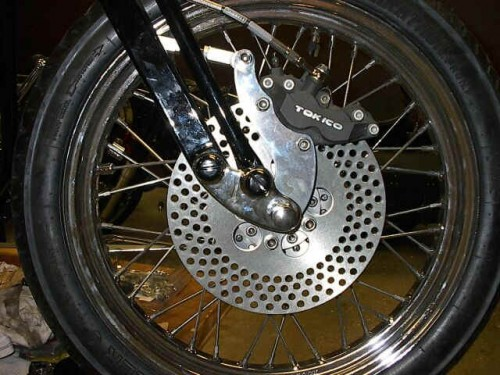 Springer Front Caliper Kits Fab Kevin Real Steel